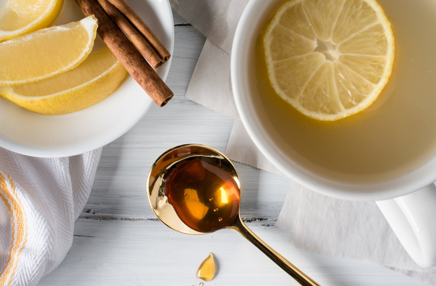 Thumbnail for Can honey water help clear up a cold, or was my grandma lying to me?