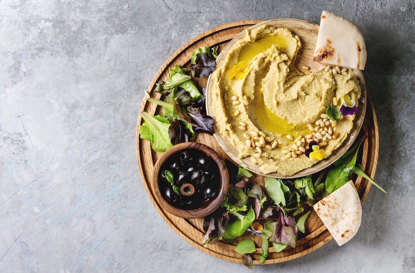 Thumbnail for Hummus Is More Than a Crowd-Pleasing Party Dip—It's a Nutritional Goldmine