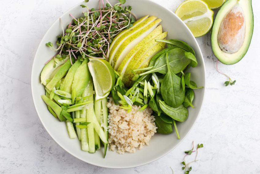 The 'Core Four' foods you should always mix and match for a quick healthy dinner