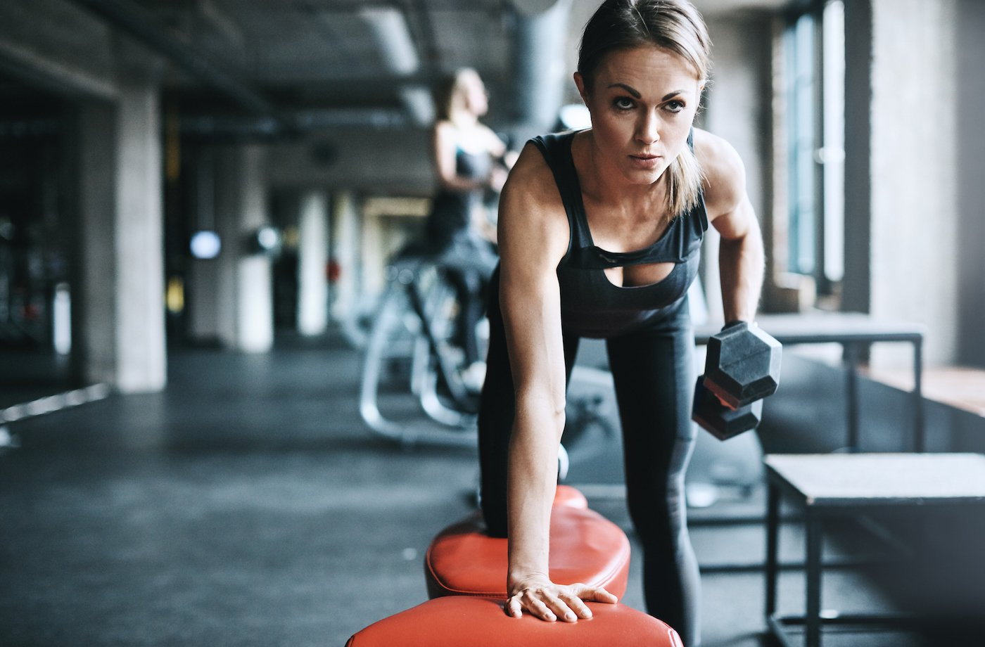 The key to future fitness gains might lie in your resting metabolic rate