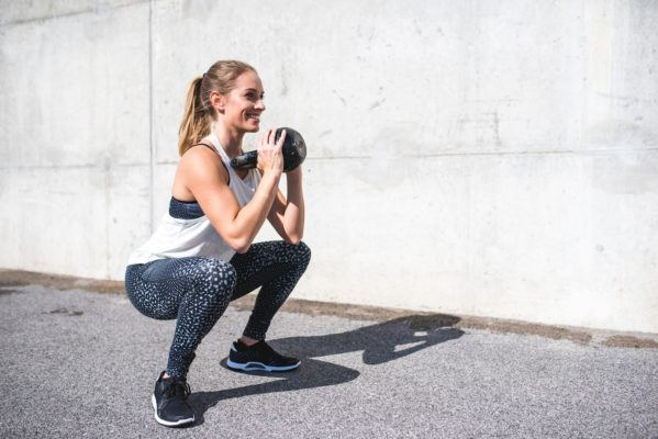 Weight distribution is the key to workout longevity—here's how to test yours right now