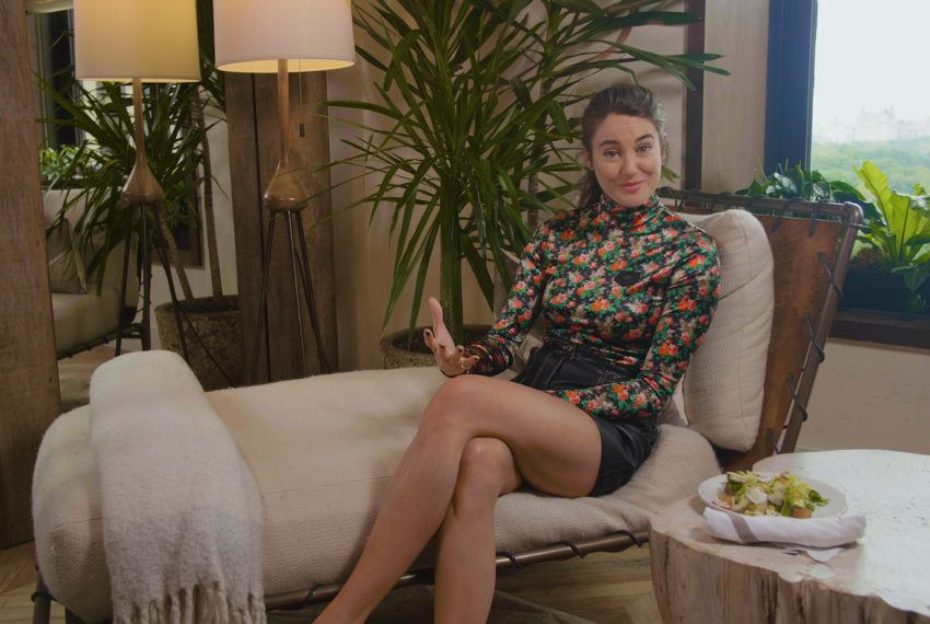 Shailene Woodley's High-Fiber Breakfast Is Worth Stealing for Yourself