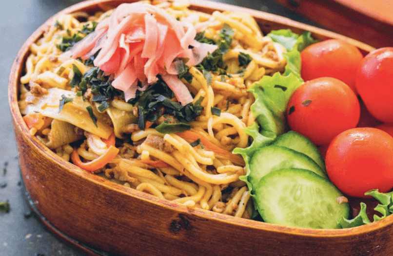 EASY BENTO BOX IDEAS FOR WHEN YOU LITERALLY CAN'T EAT ANOTHER SALAD