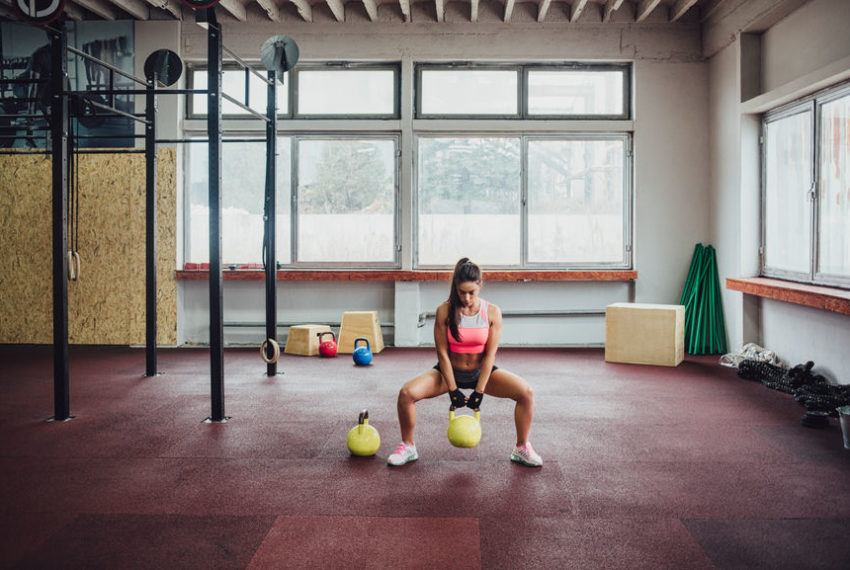 How to marry strength training and yoga so you can be stretchy-strong