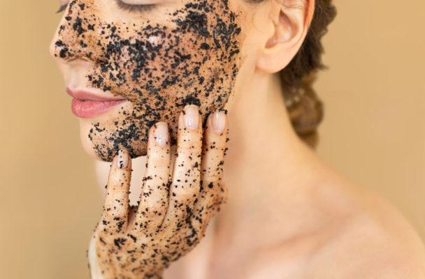 If you're using a physical exfoliant, the biggest grain isn't always best