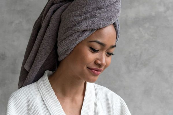 We found the super-easy way to make your hair mask *so* much more effective