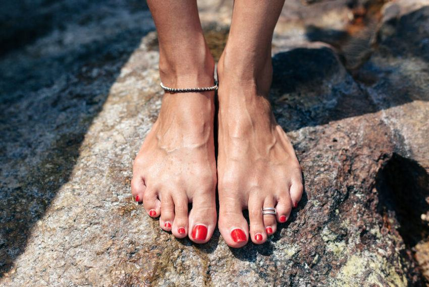 I went to a toe reader to get insight about my life path—and the results were totally on point