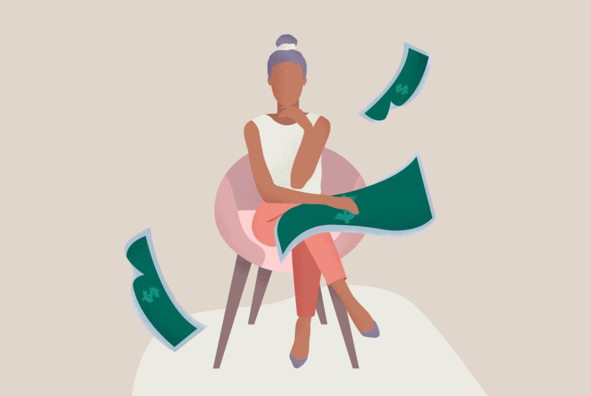 Why All Women Should Be Saying They Want to Be Rich