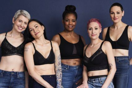 Cancer took my breasts, but it didn't get to take my right to feel good in a bra