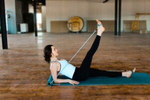 I Found a Yoga Mat That Turns Into a Full Gym in Seconds