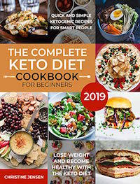 keto cookbook for beginners
