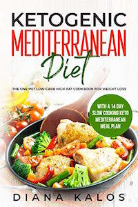 ketogenic mediterranean cookbook
