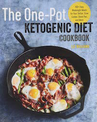 one pot ketogenic cookbook