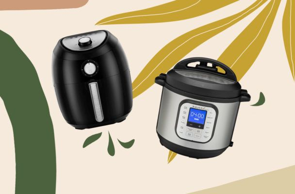How to Cook an Entire Thanksgiving Dinner Using Just an Instant Pot and an Air...