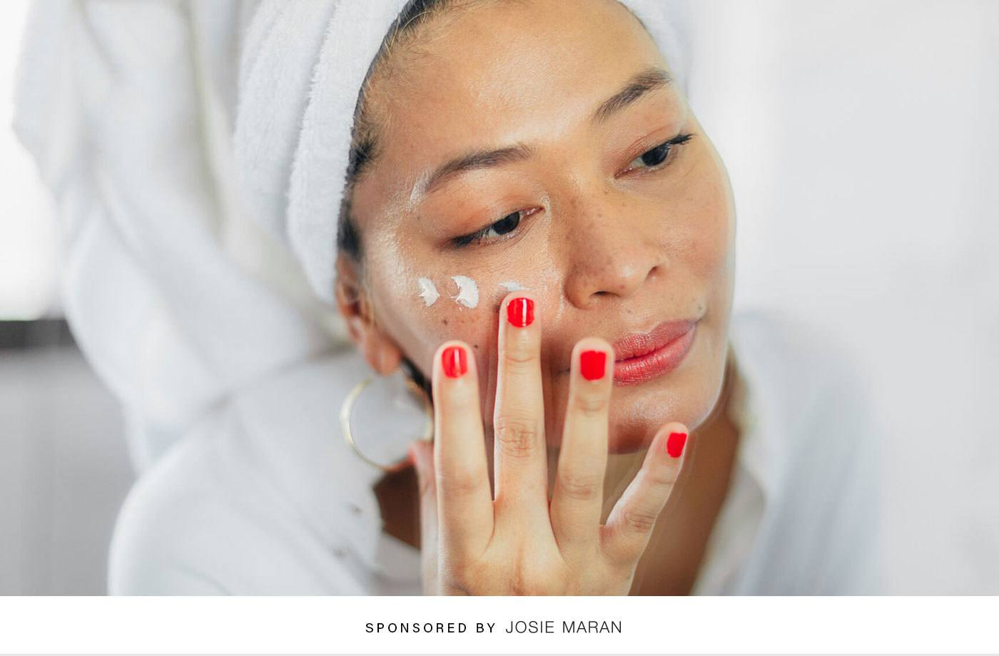 Thumbnail for 3 tips for making your skin-care routine super sustainable, according to clean-beauty maven Josie Maran