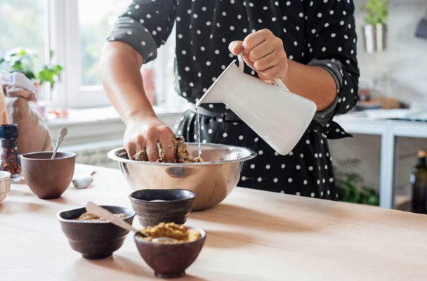 The Meditative Act of Baking Bread