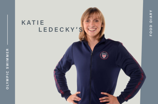 The gold-medal foods Olympic swimmer Katie Ledecky eats to fuel her workouts