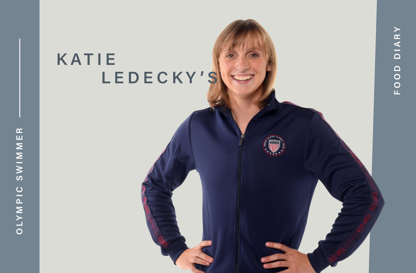 Thumbnail for The Gold-Medal Foods Olympic Swimmer Katie Ledecky Eats to Fuel Her Workouts