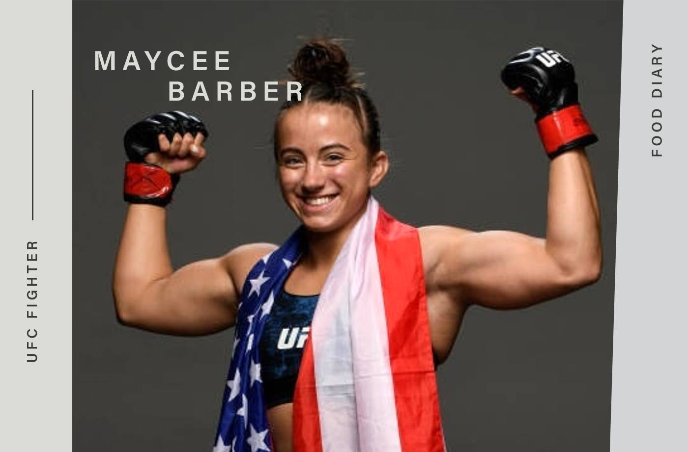 Thumbnail for The Knockout Foods UFC Fighter Maycee Barber Swears by for Energy and Strength in the Ring