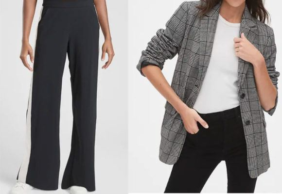 casual blazer outfits