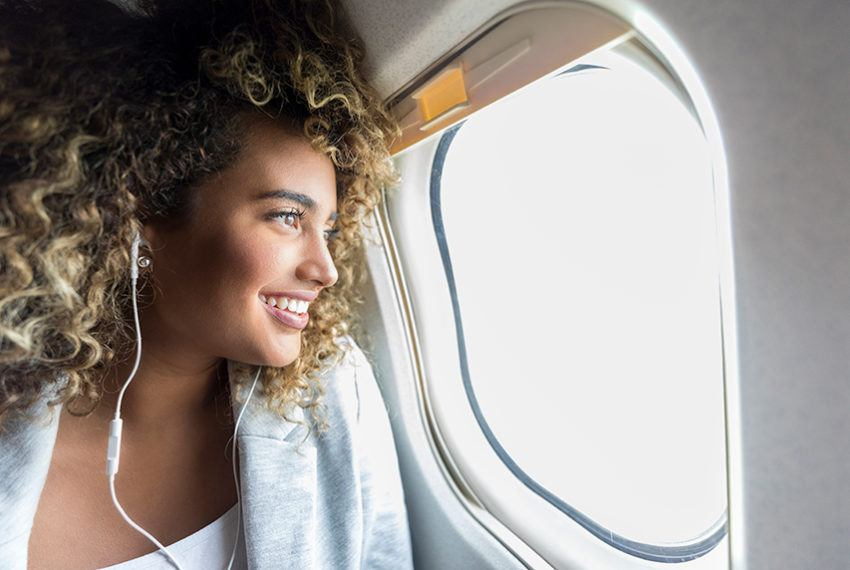 A Germ Expert Explains Exactly How Gross It Is Not to Shower After a Flight
