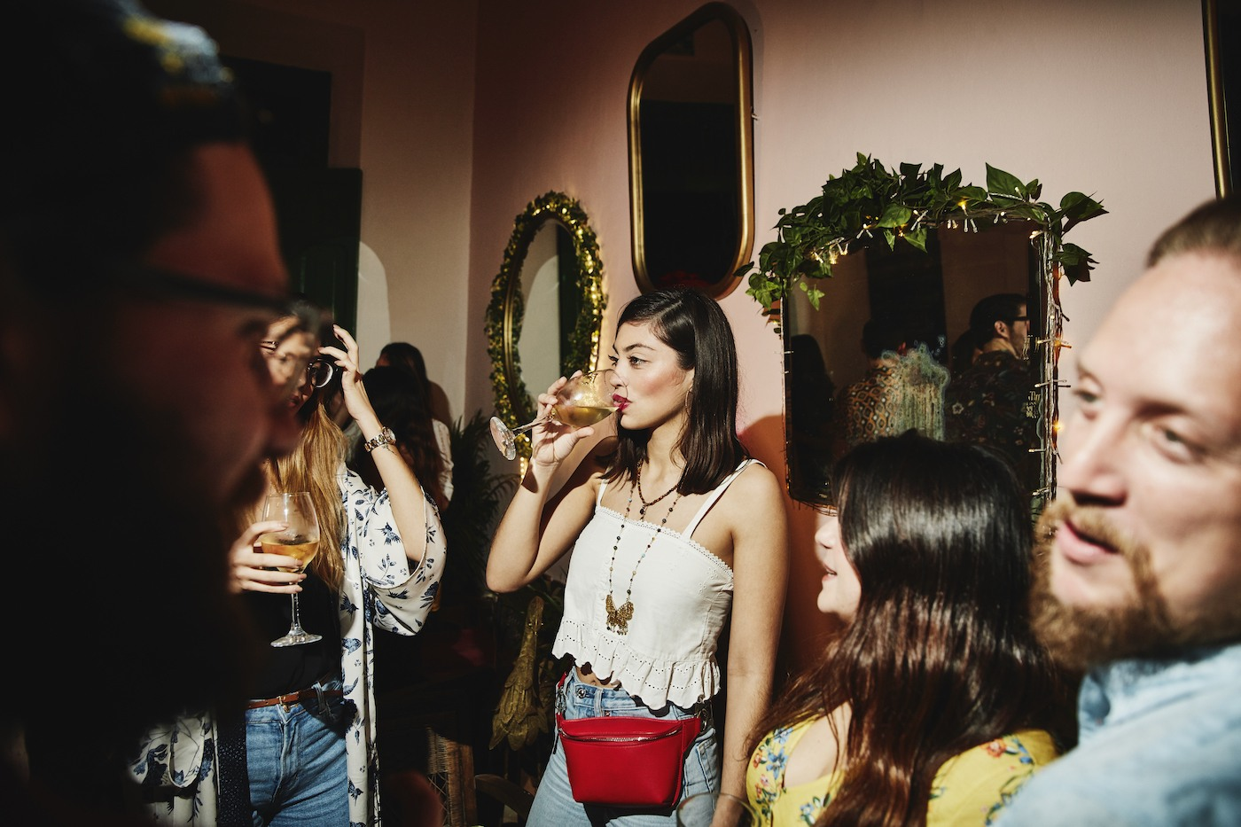 Thumbnail for Do you love parties but hate being the center of attention? You might be a shy extrovert—here's how to deal