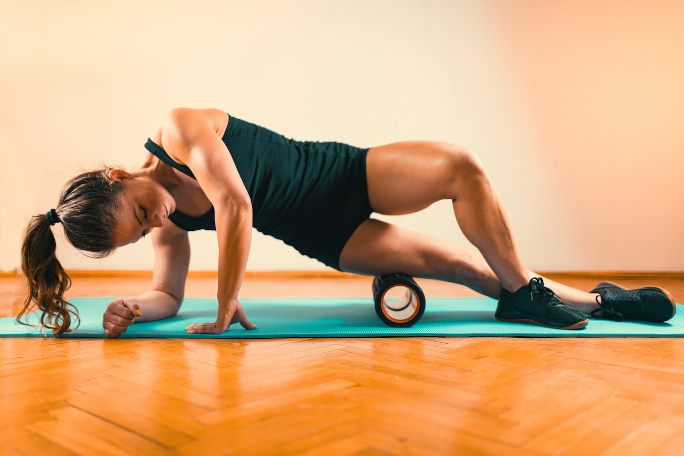 5 speedy ways to perform myofascial release on the tightest parts of your body