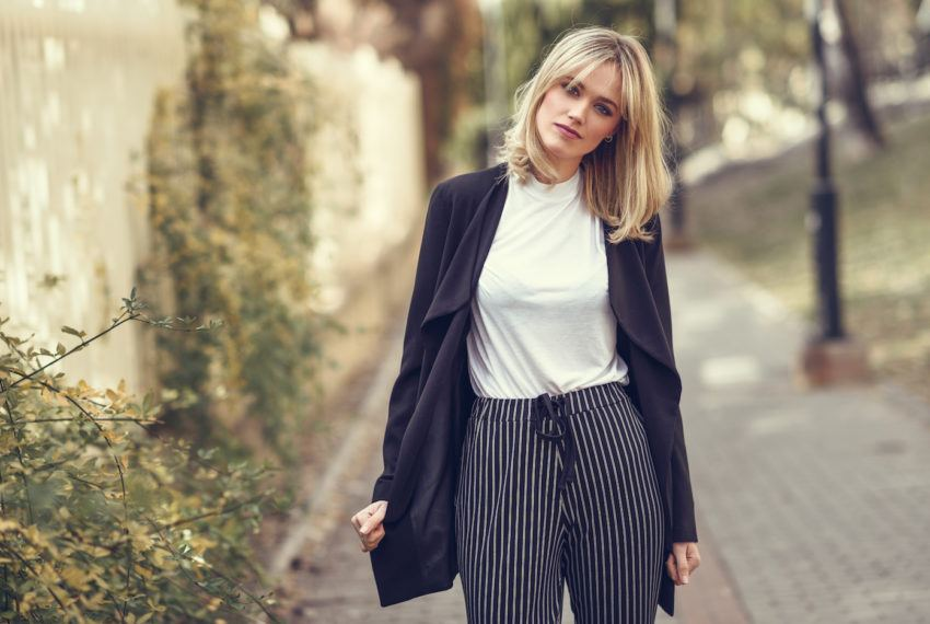 These blazer-and-jogger combos are the most comfortable business casual looks you'll ever wear