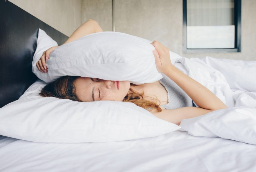 Your 3 golden rules for fighting burn-out-fueled insomnia