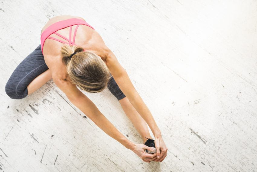 """""""Stretching intervals"""" are the easiest way to sneak stretches into any workout"""
