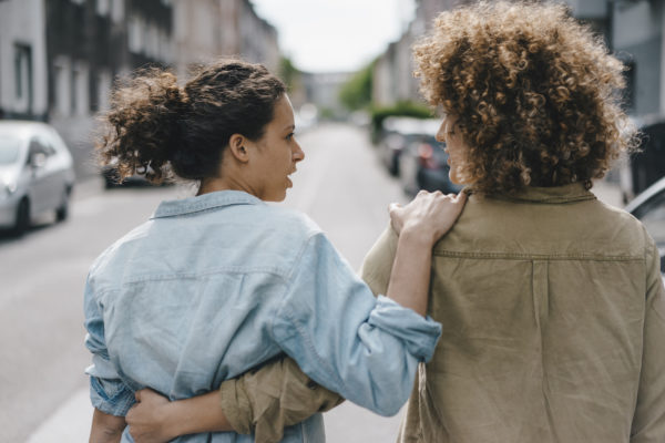 The psychological reason breakups lead us to re-prioritize our friendships