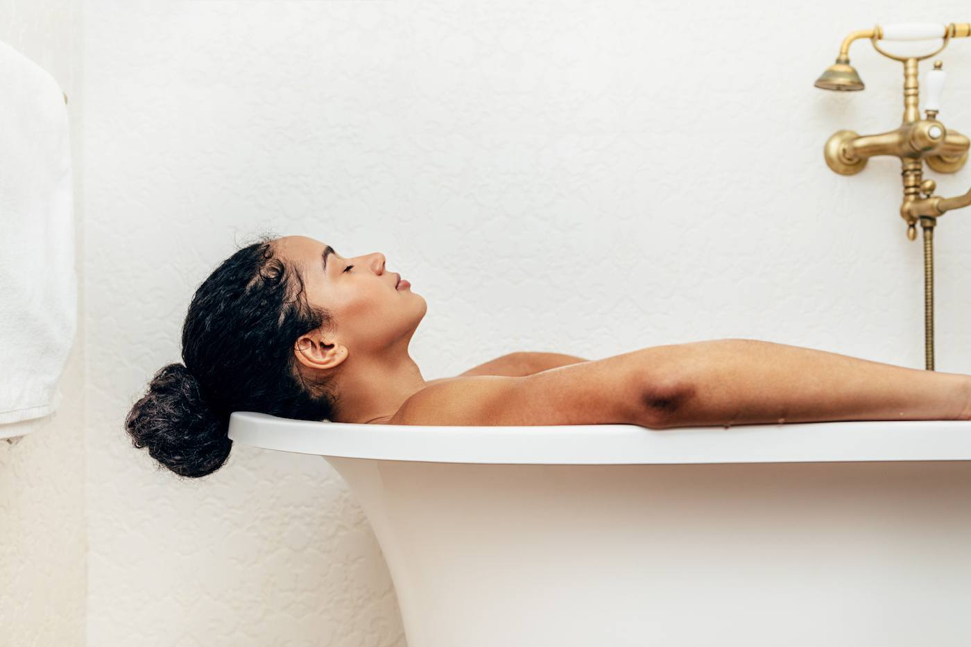 Thumbnail for These boosters turn bath time into a full-body spa treatment for every skin type