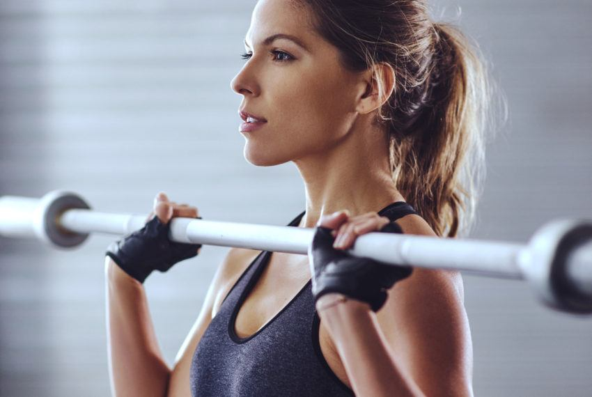 4 Empty Barbell Exercises You Can Use to Build Strength and Stability