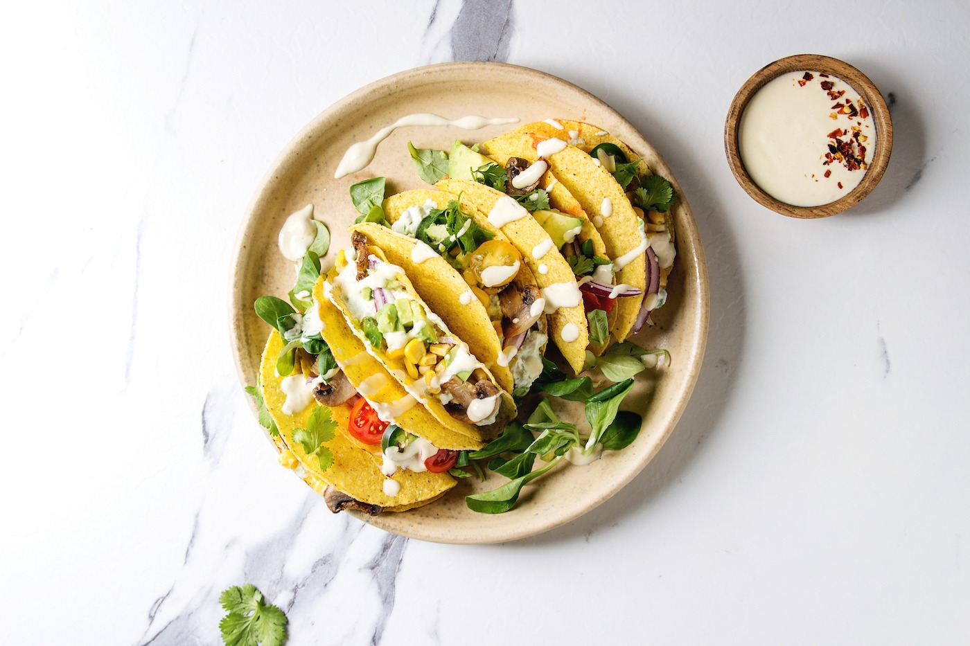 Thumbnail for 6 Healthy Breakfast Taco Recipes to Spice up Your Morning