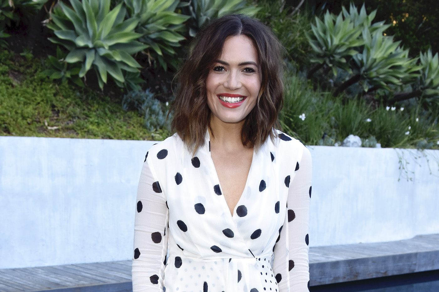 The gut-healthy reason Mandy Moore switches up her breakfast each day