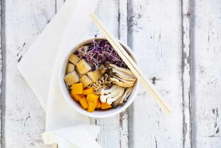 7 healthy foods Japanese centenarians eat each day for longevity