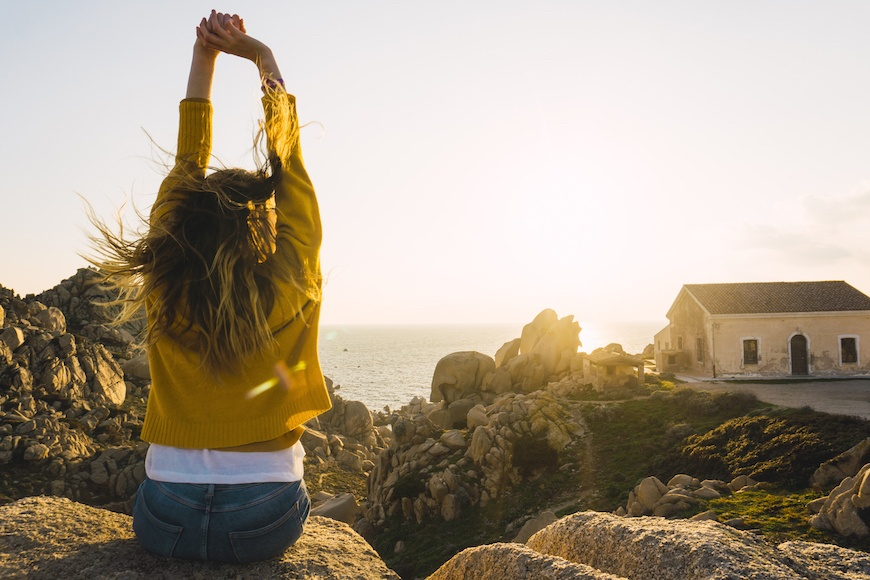 Thumbnail for 6 Questions to Ask Yourself Before Booking That 'Eat Pray Love' Trip, According to a Travel Coach