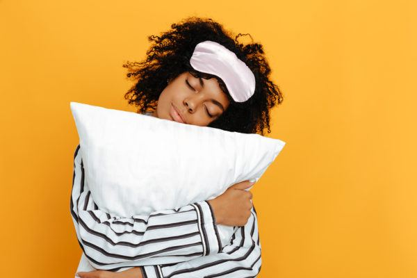 This Dreamy Weighted Eye Mask Has Completely Transformed My Sleep Routine—and My Life