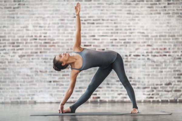 5 strength-building yoga poses that are also full-body stretches in disguise