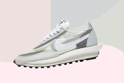 This is the 2019 fall sneaker trend you