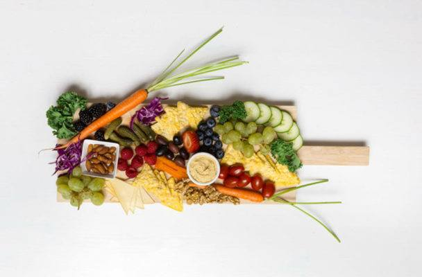 6 vegan charcuterie boards sure to impress at your next party