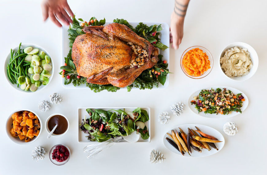 Thumbnail for 7 Digestion-Saving Tips to Help You Navigate Thanksgiving Dinner Like a Gastroenterologist