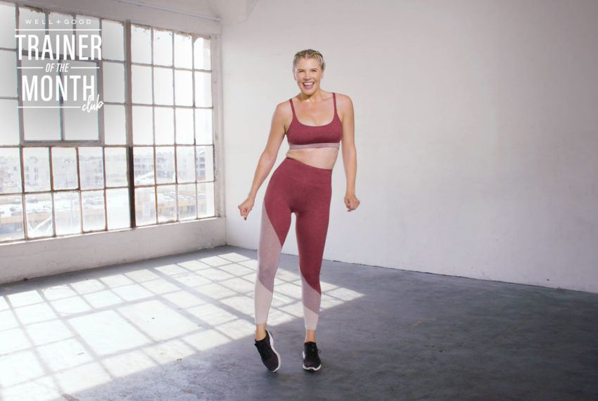 This Quickie Full-Body Strength and Cardio Sweat Sesh Is Made for Those Who Are Short on Time