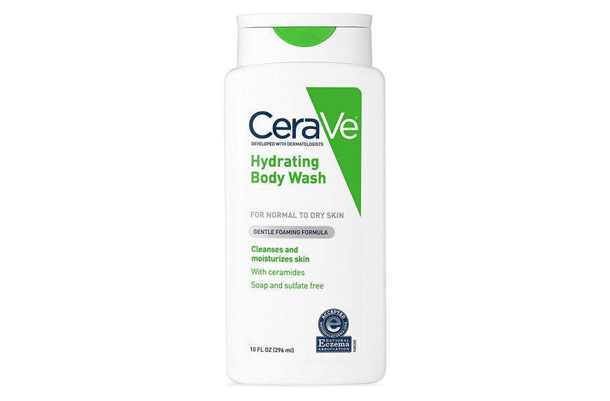 body wash for dry skin cerave