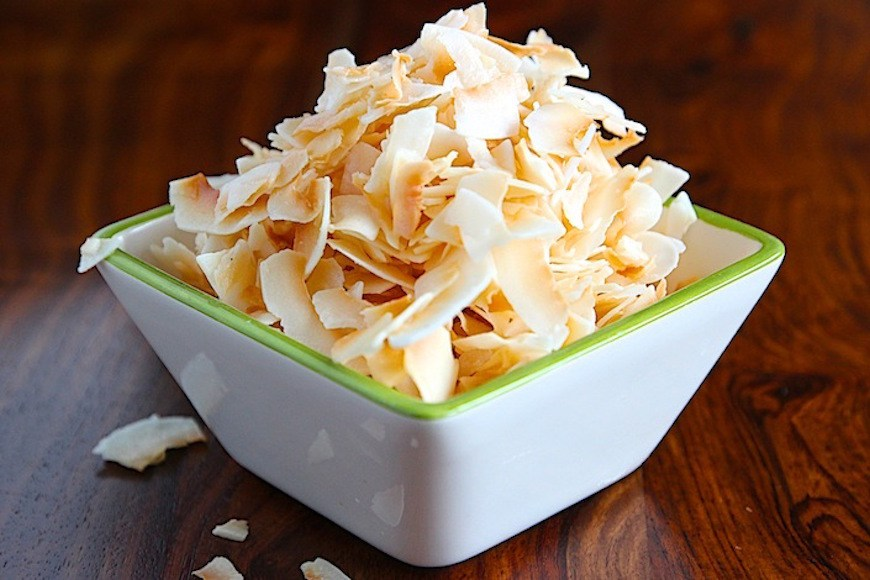 coconut chips recipe