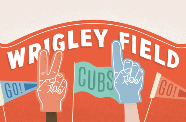 Finding Community—and Resolving Conflict—in the Bleachers at Wrigley Field