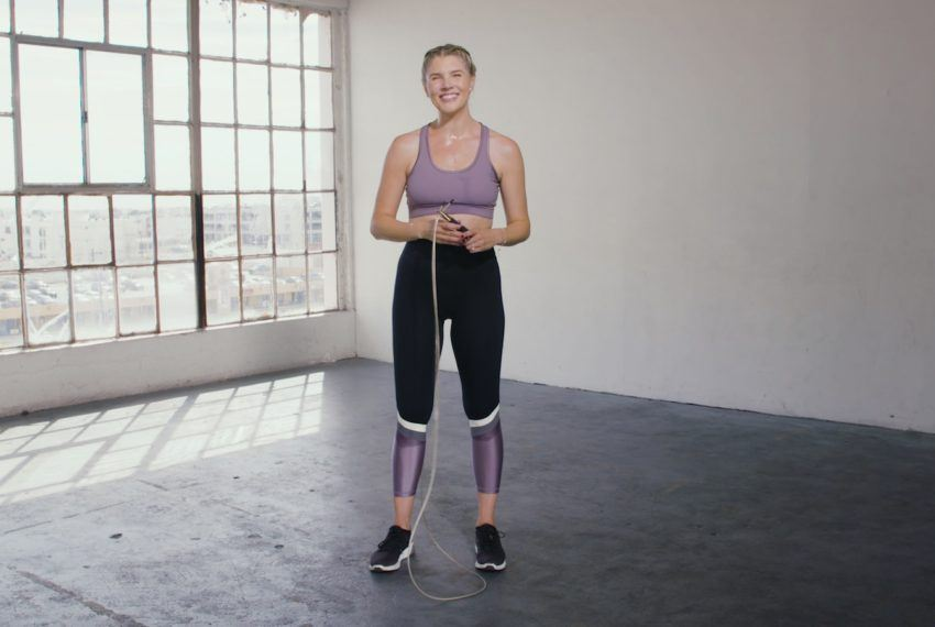 Jumping Rope Is One of the Most Efficient Ways to Work Out—Here's How to Have Good Form