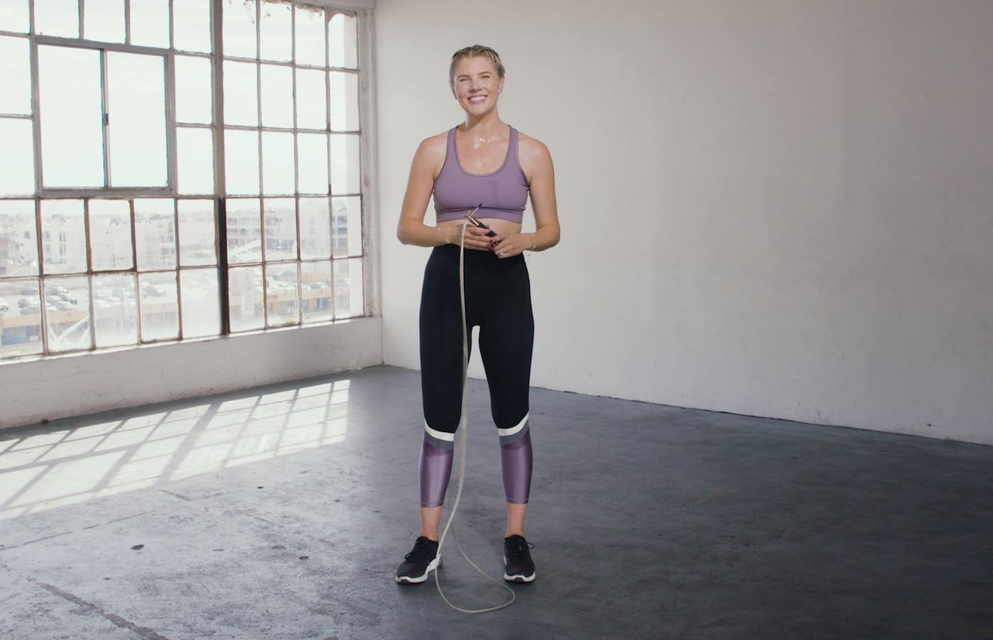 The 3 most common mistakes people make when jumping rope, according to a trainer