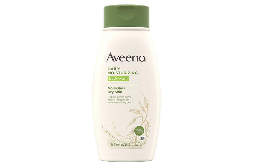 body wash for dry skin aveeno