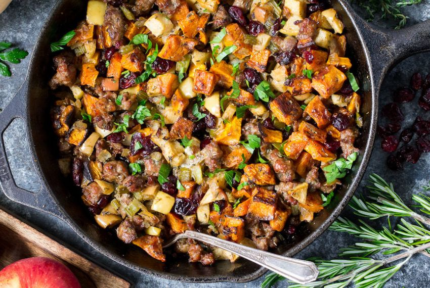 Enjoy This Cornucopia of Gluten-Free Stuffing Recipes for Your Thanksgiving Spread